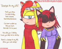 """HTC: """"Change in my Life"""" by ReverseTheEclipse"""