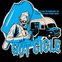 Zombie Ice Cream Man by zombie-you