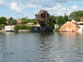 Disney World Clouds + Stuff 7 by WDWParksGal-Stock