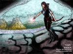 Tomb Raider Artwork Contest April 2013 by Sepdher