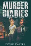 Thriller ebook cover: The Murder Diaries by Dafeenah