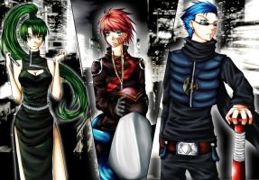 FE: Gangs of Elibe by Kamikaze-Kaito