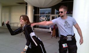 SDCC 2012 - I Don't Wanna Go Back To The Alliance by RebelATS