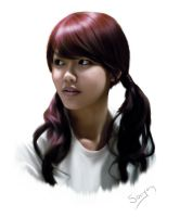 Sooyoung by Brietje