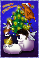 Merry Christmas 2014 by Siobhan68
