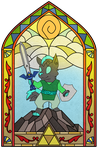 Stained Glass Bit by pinksaphires