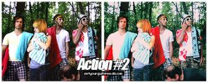 Action 02 by setyourguiltfree