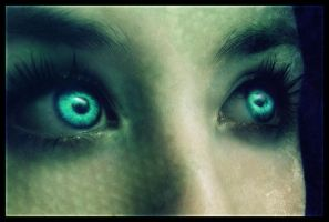 mermaid eyes by SchatzIna