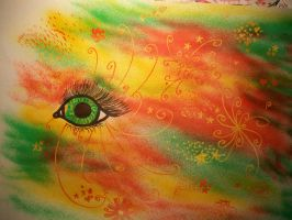Eye by crazzyKatie