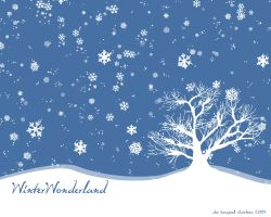 Winter Wonderland by asoc