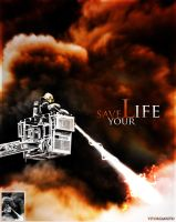 Save your life by vitordesigner