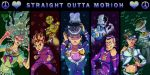 Straight Outta Morioh by Coatl510