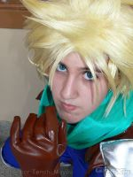 Cloud Strife - FF7 by TenchiMuyou