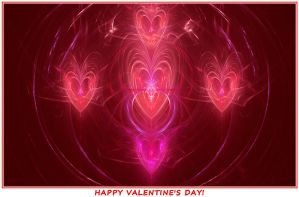 Happy Valentine's Day! by PaulBaack
