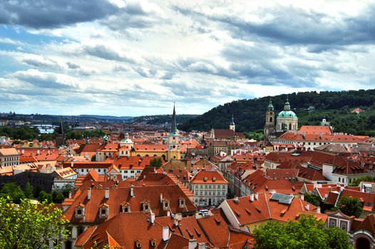 Prague Old Town by Cyrus88
