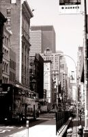The City BW by star--crossed