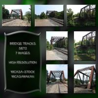 bridge tracks2 wicasa-stock by Wicasa-stock