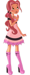 Com: Aria Quickstep - date night outfit by starfirerencarnacion