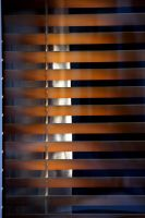 How can you make a Venetian blind with matches? by aegiandyad