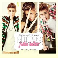 Justin Bieber Photopack #4 by LightweightPhotopack