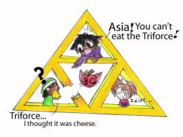 Triforce by BeepCrew