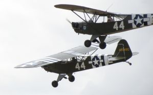normandy bears piper L4 pair by Sceptre63