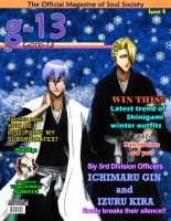 BLEACH G-13 magazine vol.6 by nekojiro