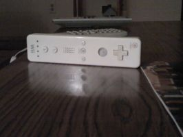 Wii Remote Reflection by Xario1