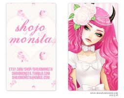 SHOJO MONSTA by moral-extremist