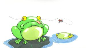 FROGS by Scuter