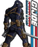 Snake Eyes Another by Claret821021
