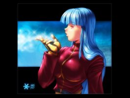 KULA    king of fighter by Mundokk