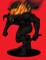 Bazrrod Demon Overlord by Shabazik