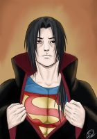 Super Itachi -colored- by anniemaeart