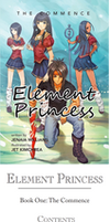 Element Princess Chapter 1 ( Kickstarter Project) by JetEffects
