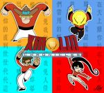 Xiaolin Chronicles by MartinsGraphics