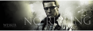 Wesker - The Right to be God by FeveredDreams