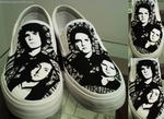 The Killers Converse 2 by HFlores