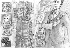 Doctor Who by DonMatthews
