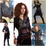 River Song - Costume vs cosplay by ArwendeLuhtiene