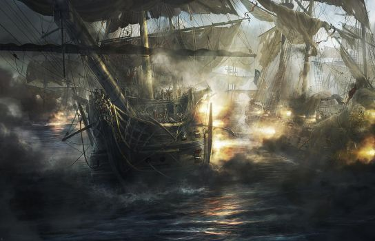 Trafalgar by RadoJavor