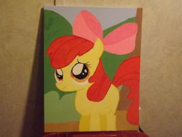 Applebloom Painting by Texalma