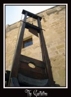 The Guillotine by Sidarta