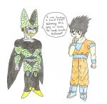 Goku's Replacement by Murrel