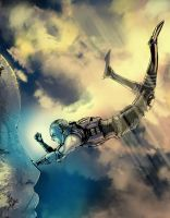 Free fall by kainthebest