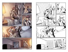 Peter Panzerfaust Issue 5 page 10 by alexsollazzo