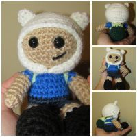 Finn The Human by oywiththeplushies