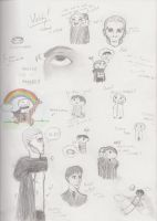 VoldyQuirrell doodlemabob by CheshireDreaming