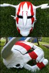 Hollow Mask Mk II by hohenheimelric