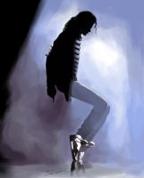 Michael Jackson's Time Stopped by darkdamage